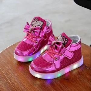 Other - Hello Kitty Led Girls Shoes